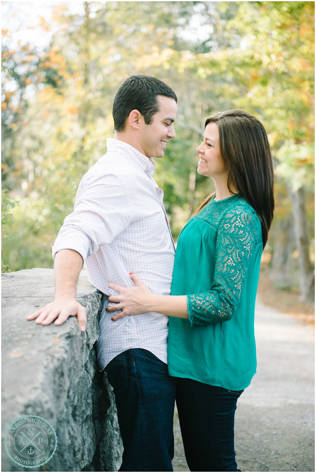 Cypress Gardens Charleston SC Engagement Session