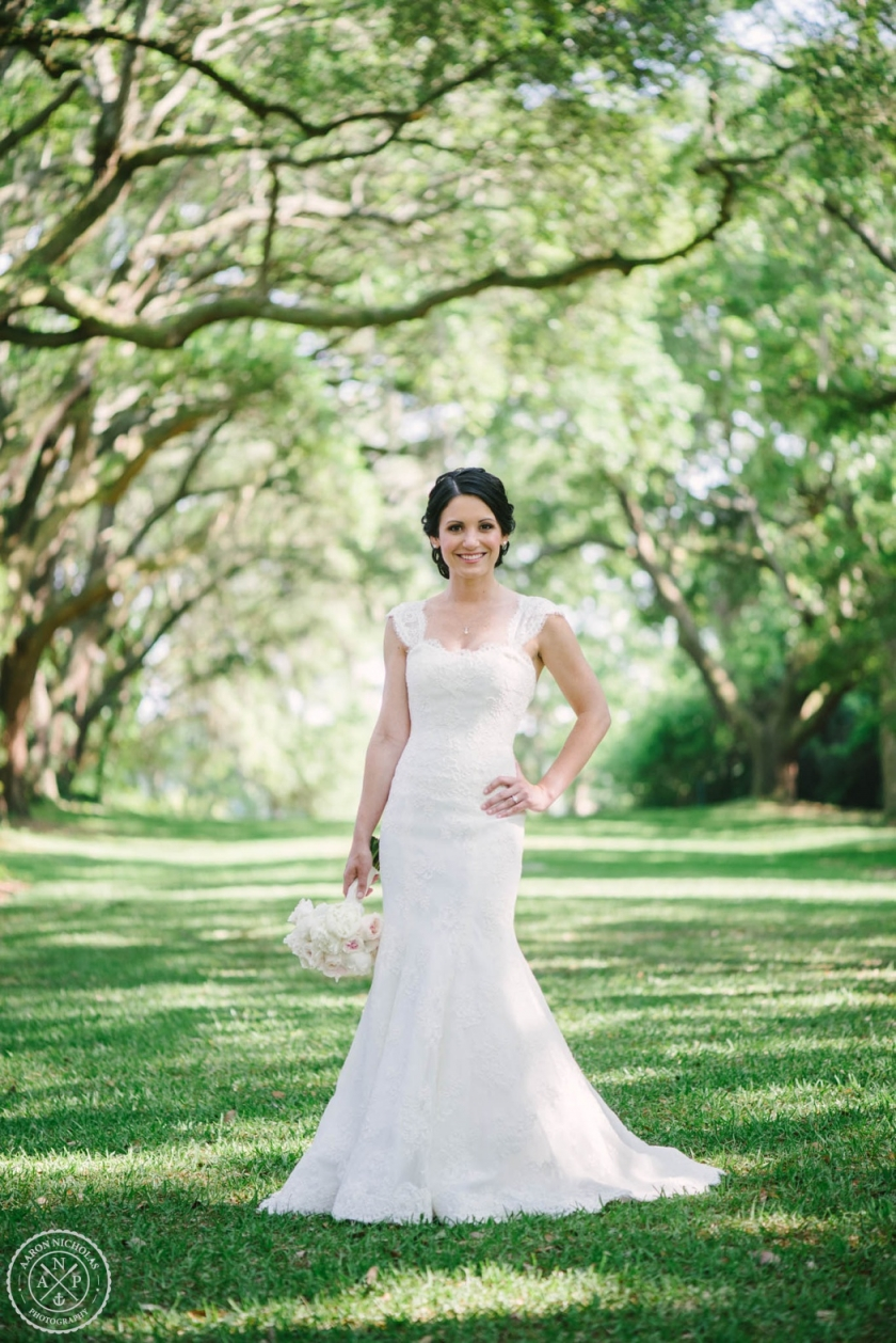 A Charleston Bridal Session at Legare Waring House, by Aaron and Jillian Photography - Charleston Wedding Photographer