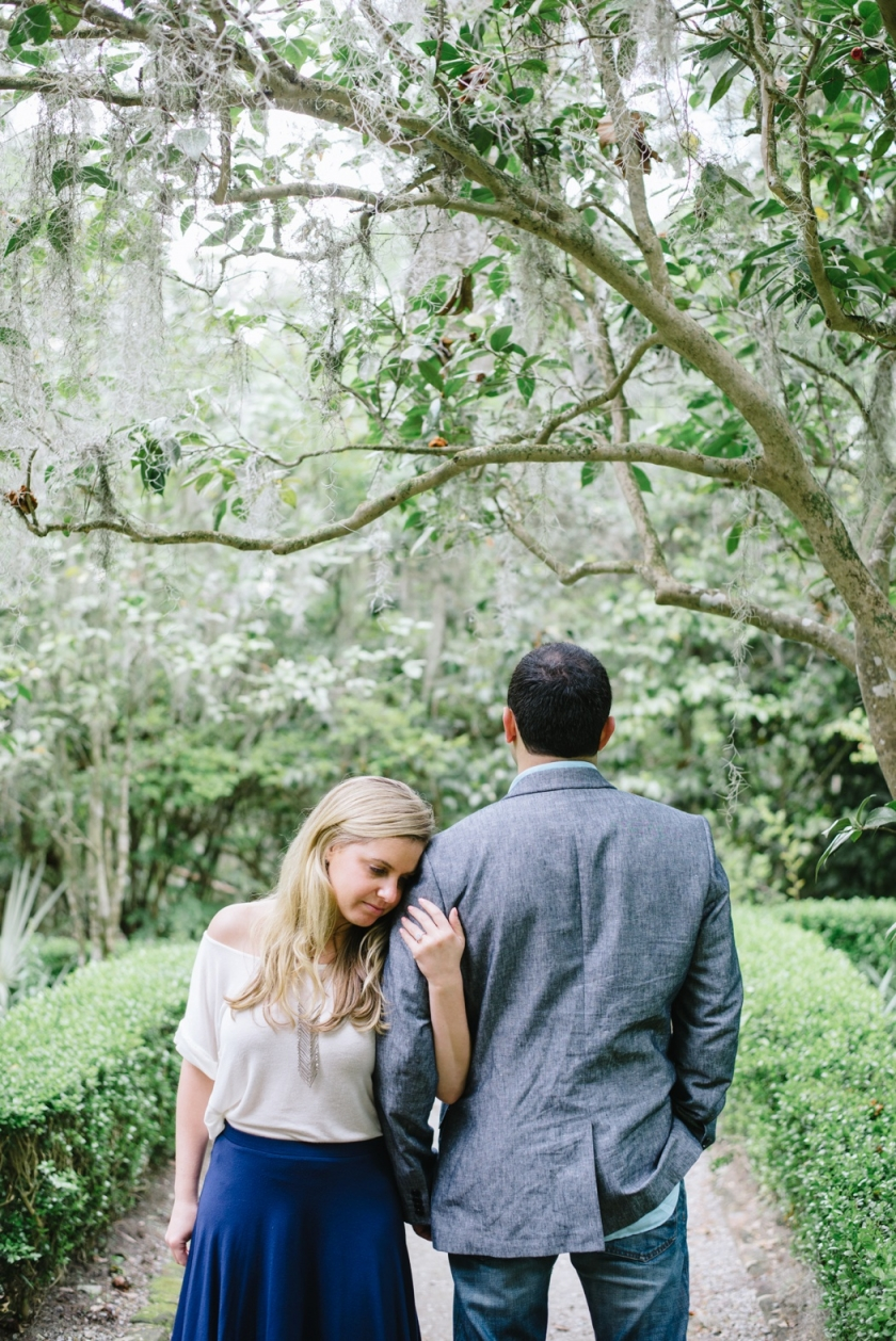 Magnolia Plantation Proposal and Engagement Session by Aaron and Jillian Photography - Charleston Wedding Photographer