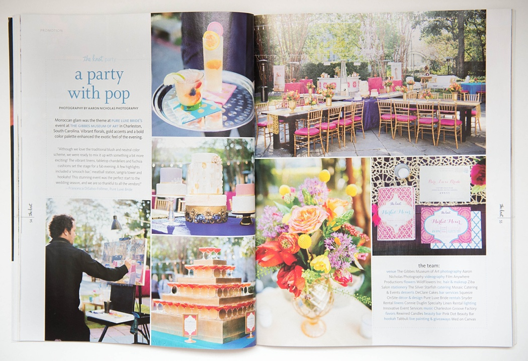 Featured in The Knot Carolina, the Knot Market Mixer Charleston, Charleston Family and Wedding photographer Aaron Nicholas Photography -_0002