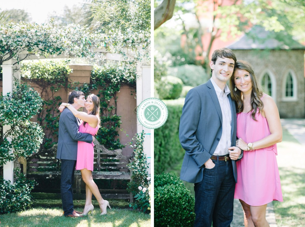 Downtown Charleston engagement photos by Aaron and Jillian Photography -_0015