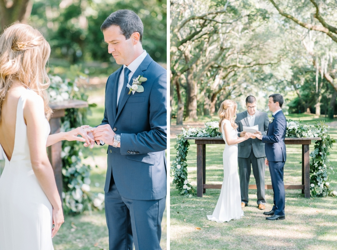 Legare Waring House elopement in Charleston, SC wedding photography by Aaron and Jillian Photography_0045