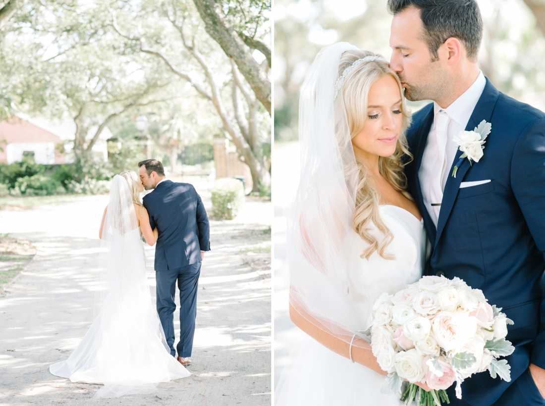 Bride and groom photos at a at Lowndes Grove Plantation wedding by Aaron and Jillian Photography in Charleston, SC lowndes-grove-wedding-by-charleston-wedding-photographer-aaron-and-jillian-photography_0036
