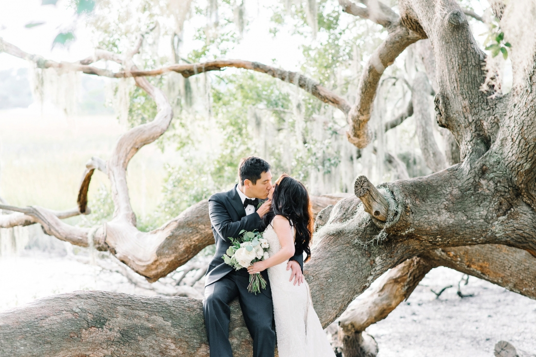THOMAS CALLAS INTIMATE BOONE HALL WEDDING Aaron Amp Jillian Photography