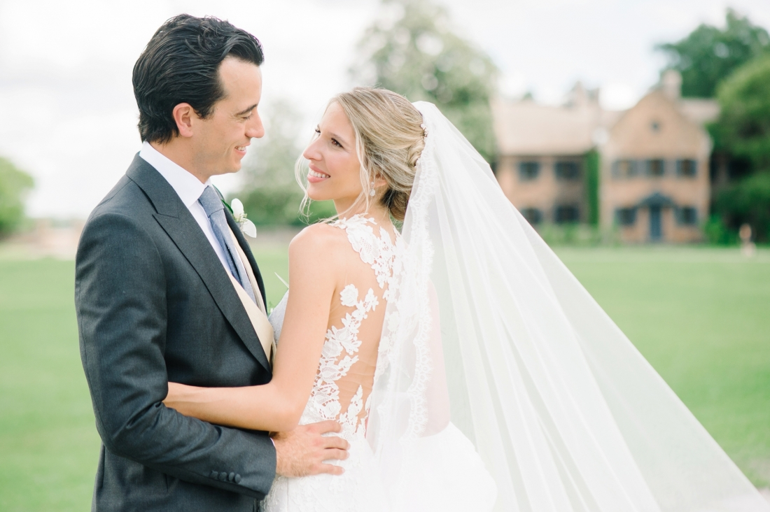 Bride and Groom at their Middleton Place wedding by Charleston wedding photographers Aaron and Jillian Photography_00103