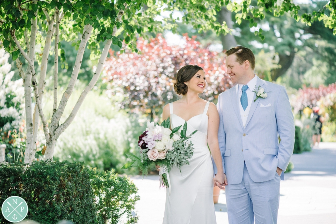ALLISON + ALISTAIR U2013 NEW YORK BOTANICAL GARDEN WEDDING