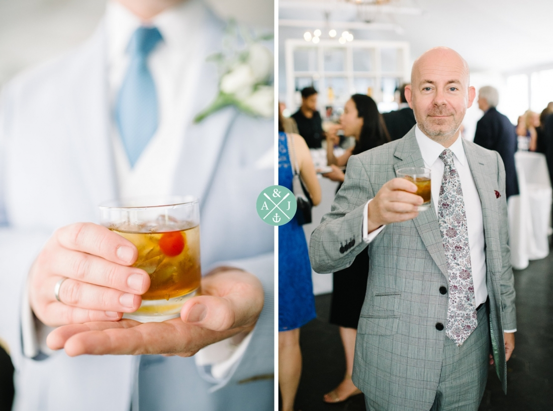 Signature cocktail at a New York Botanical Gardens wedding by Charleston wedding photographers Aaron and Jillian Photography -_0051
