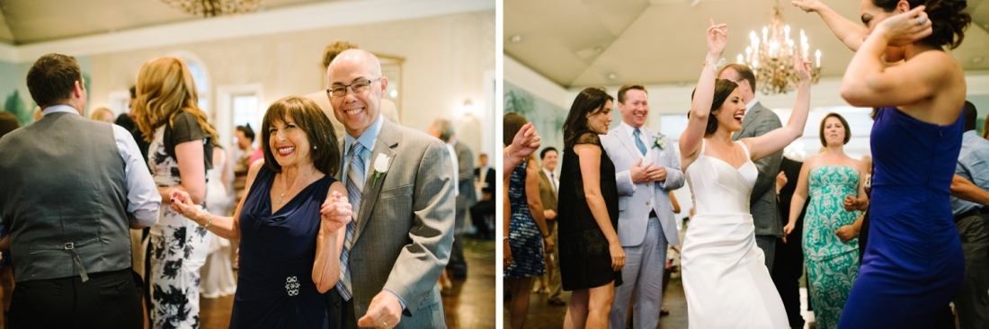 Bride dancing at her New York Botanical Gardens wedding by Charleston wedding photographers Aaron and Jillian Photography -_0057
