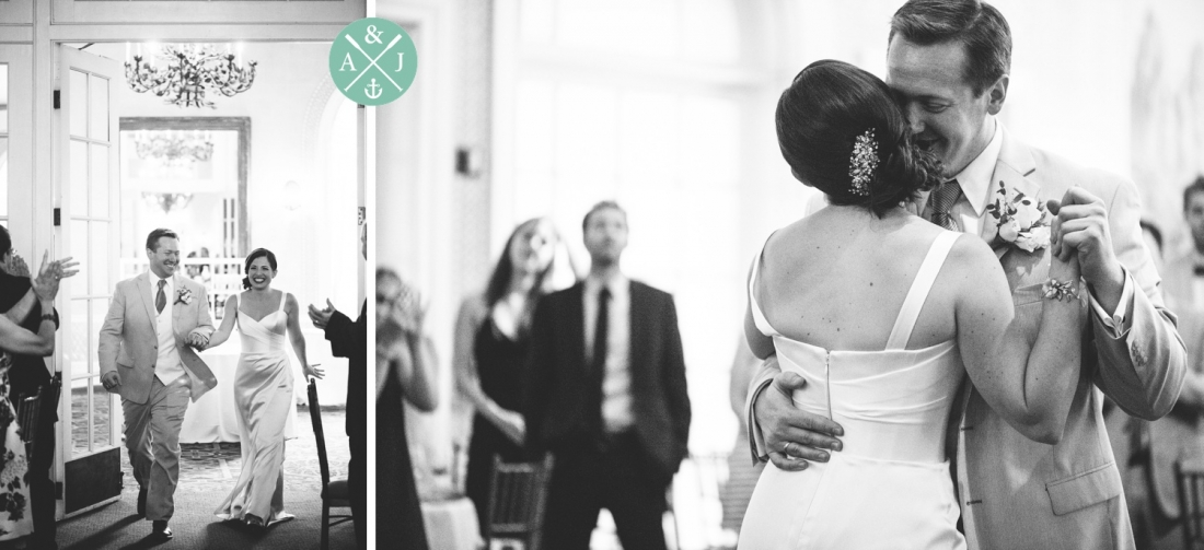 First dance at a New York Botanical Gardens wedding by Charleston wedding photographers Aaron and Jillian Photography -_0074